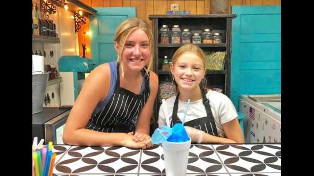 Jaybird Ice brings frozen summer treats to Kent store