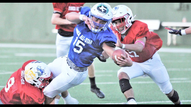 Jayton's Pecos Smith paces West to All-Star win