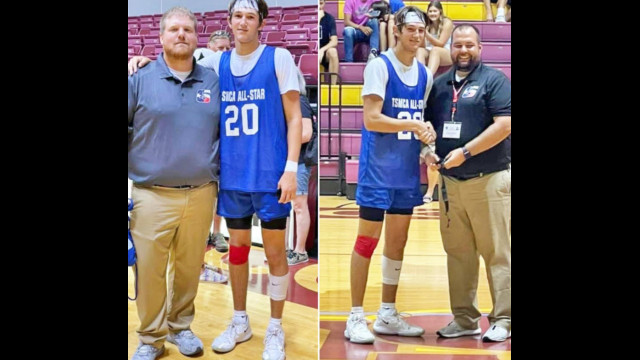 Spur, Jayton grads represent alma maters one last time at TSMCA All-Star Games